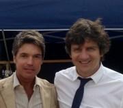 Fabio De Luigi e Christian Adorno Bard